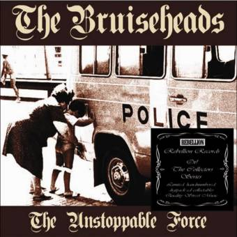 "Bruiseheads ""The unstoppable force"" CD (DigiPac / lim. 200)"