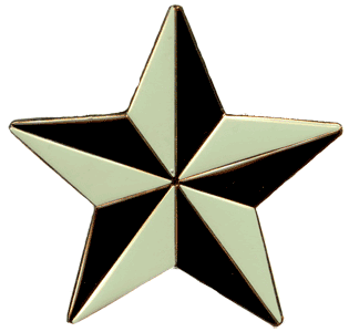 Nautic Star - Gürtelschnalle / Buckle