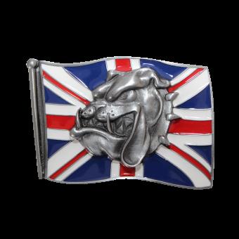 British Bulldog Gürtelschnalle / Belt Buckle