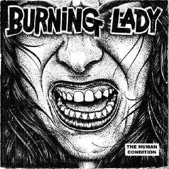 "Burning Lady ""The human condition"" LP (lim. white)"