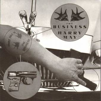 "Business, The ""Harry May"" EP 7"" (lim. 600, black)"