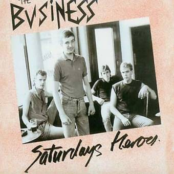 "Business, The ""Saturdays Heroes"" CD"