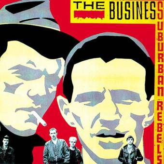 "Business,The ""Suburban Rebels"" Deluxe LP (lim. 1000)"
