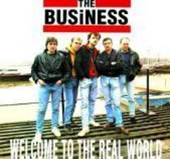 "Business, The ""Welcome to the real world"" CD"