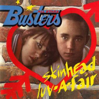 "Busters All Stars ""Skinhead Luv-A-Fair"" CD"