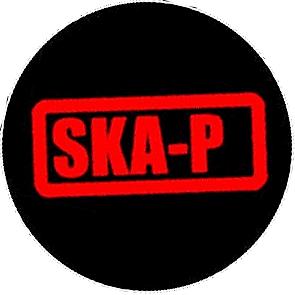 Ska-P - Button (2,5 cm) 113 (Neu)