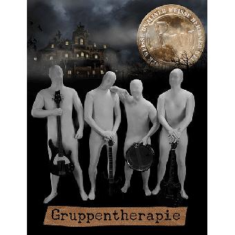 """Berliner Weisse """"Gruppentherapie"""" A3 Poster (gefaltet)"""