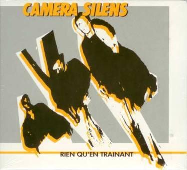 """Camera Silens """"Rien qu`en traînant"""" LP"""