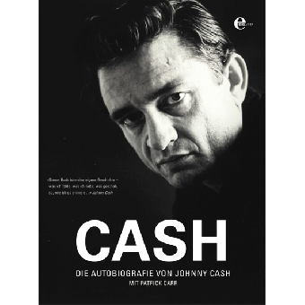 "Johnny Cash ""Die Autobiografie"" Buch"
