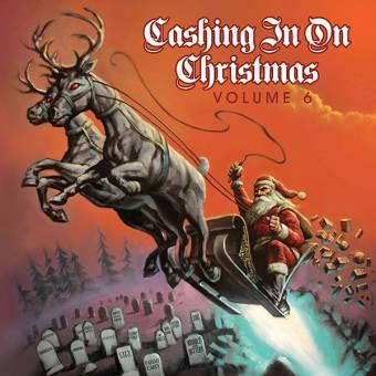 V/A Cashing in on Christmas 6 DoLP (City Saints) (lim. 200, black)