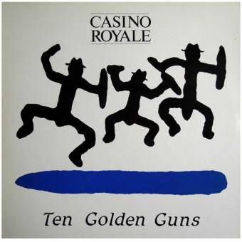"Casino Royale ""Ten golden guns"" LP"