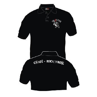 "Volxsturm ""Chaos Rock`n`Roll"" Polo-Shirt"