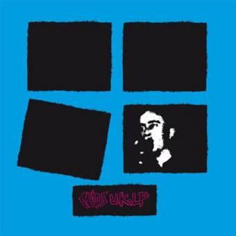"""Chaos UK """"same"""" LP"""