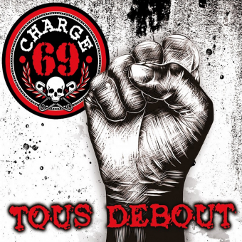 "Charge 69 ""Tous Debout"" LP incl. CD (grey Vinyl)"