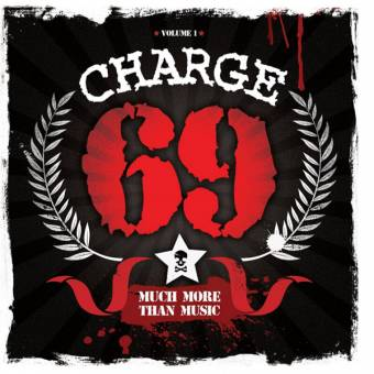 "Charge 69 ""Much more than music"" LP+CD (lim. 500, red, gatefold)"