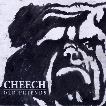 "Cheech ""Old Friends"" EP 7"" (lim. 300, clear)"