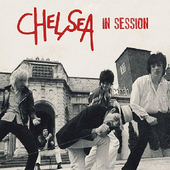 """Chelsea """"In Session"""" Deluxe DoLP (lim. 500, clear)"""