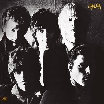 "Chelsea ""same"" LP (lim. 400, black)"