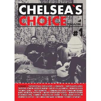 Chelsea`s Choice Magazine #1 - Fanzine (D) (A4, col.)