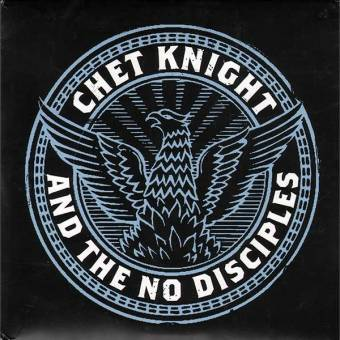 "Chet Knight and the No Disciples ""same"" EP 7"" (lim. blue)"