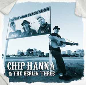 "Chip Hanna & The Berlin Three ""same"" CD"