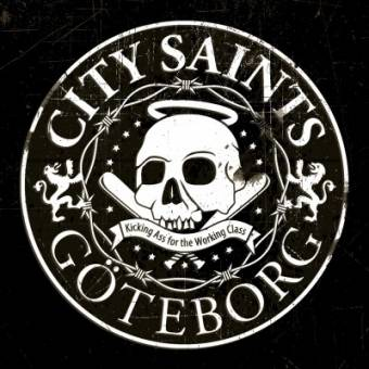 "City Saints ""Kicking ass for the working class"" CD+DVD (DigiPac)"