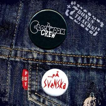 "Clockwork Crew ""På svenska"" LP (180 gramm, lim. 500)"