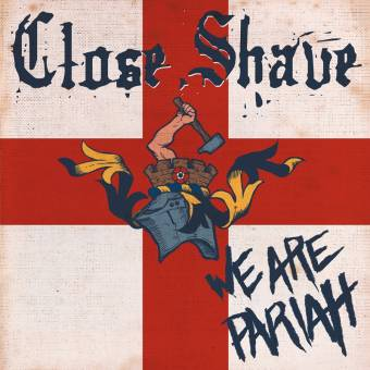 "Close Shave ""We are pariah"" CD"