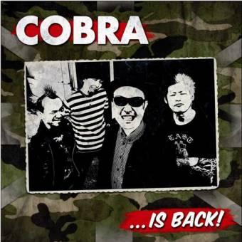 Cobra - ... is back (Best of) DoLP+DVD