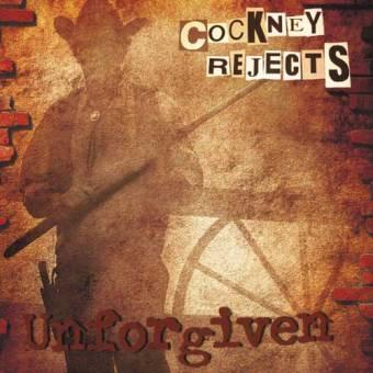 Cockney Rejects - Unforgiven LP