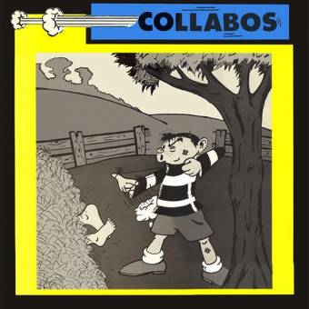 "Collabos ""Los Collabos"" LP (lim. 200 red / pink)"