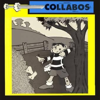 "Collabos ""Los Collabos"" LP (lim. 200 red / pink)"