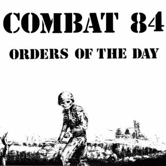 Combat 84 - Orders of the day CD