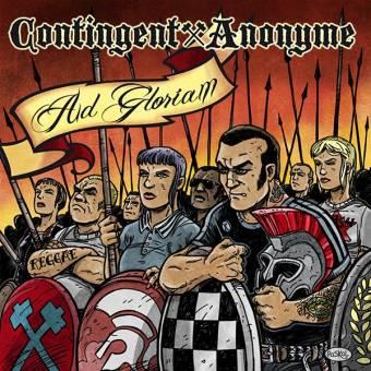 """Contingent Anonyme """"Ed Gloriam"""" LP (black)"""