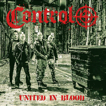 "Control ""United in blood"" LP (black)"
