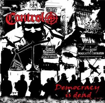 Control - Democracy is dead CD