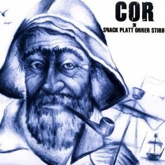 """COR """"Snack platt orrer stirb!"""" CD"""