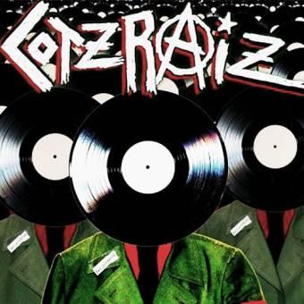 """Cotzraiz """"Fehlpressung"""" LP (lim. mint)"""