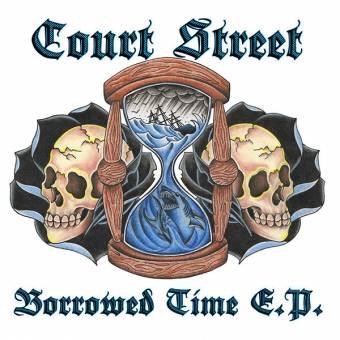 "Court Street ""Borrowed Time"" EP 7"" (lim. 225, splatter)"