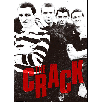 "Crack, The ""Band"" Poster (A2) (folded)"