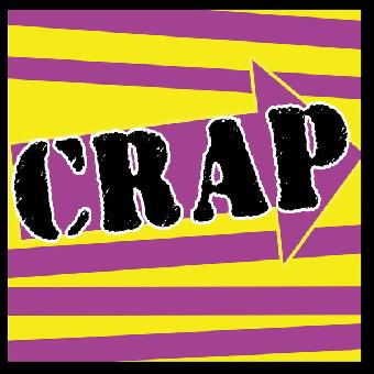 "CRAP ""same"" EP (lim. 220, black)"