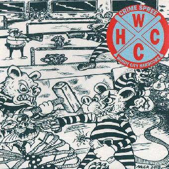"Crime Spree ""same"" CD (DigiPac, lim. 500)"