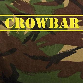 "Crowbar ""Hippie Punks"" EP 7"" (black)"