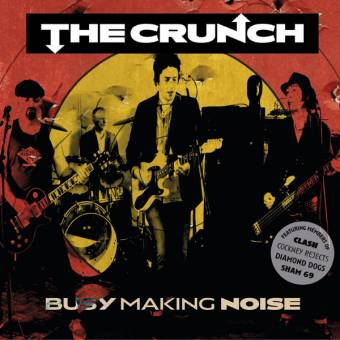 "Crunch, The ""Busy making noise"" CD"
