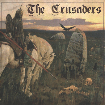 "Crusaders, The ""same"" EP 7"" (lim. 100, black)"