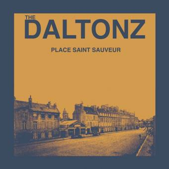 "Daltonz, The ""Place St Sauveur"" Maxi EP 12"""