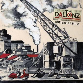 "Daltonz,The ""Suedehead Rock"" LP+CD"