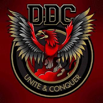 "DDC ""Unite & conquer"" LP (lim. 200, black)"