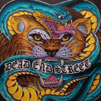 "Dead End Street ""same"" EP 7"" (lim. 340, black)"