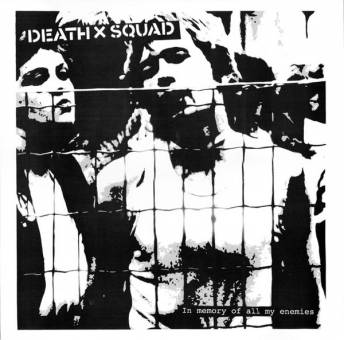"DeathxSquad ""In memory of all my enemies"" LP (black)"